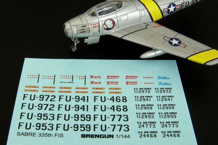 CMK 1//72 F-86F Interior Set for Airfix # 7273